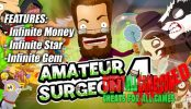 Amateur Surgeon 4 Hack 2019, The Best Hack Tool To Get Free Diamonds