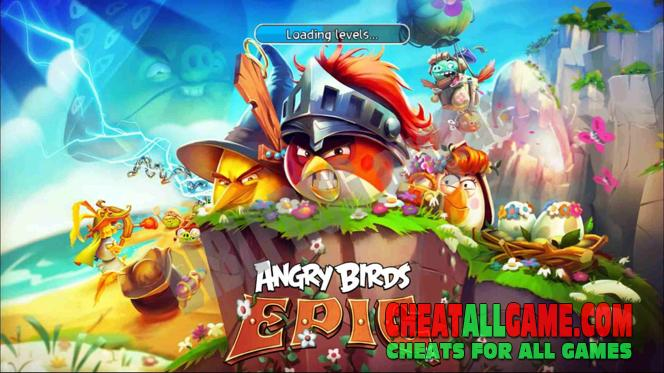 Angry Birds Epic Rpg Hack 2019, The Best Hack Tool To Get Free Coins
