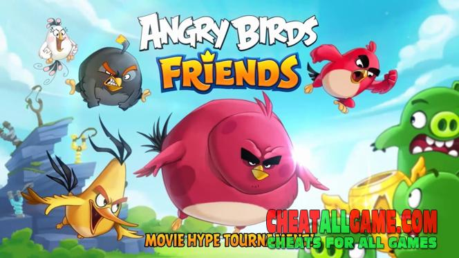 Angry Birds Friends Hack 2019, The Best Hack Tool To Get Free Bird Coins