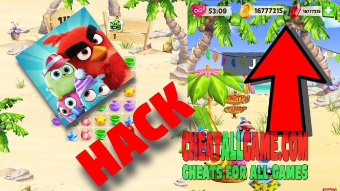 Angry Birds Match Hack 2019, The Best Hack Tool To Get Free Puzzle