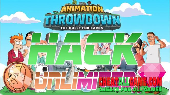 Animation Throwdown Hack 2019, The Best Hack Tool To Get Free Gems