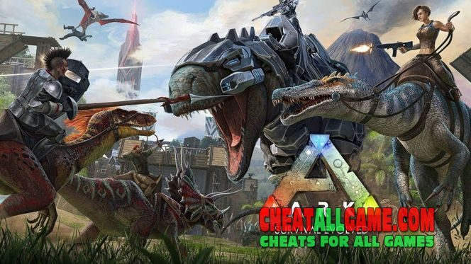 Ark Survival Evolved Hack 2019, The Best Hack Tool To Get Free Amber