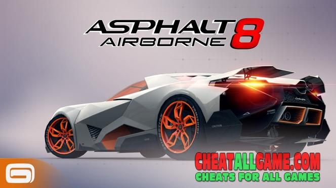 Asphalt 8 Airborne Hack 2019, The Best Hack Tool To Get Free Tokens