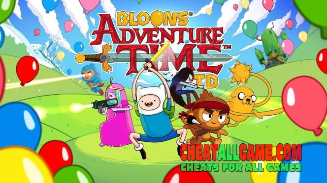 Bloons Adventure Time Td Hack 2019, The Best Hack Tool To Get Free Gems