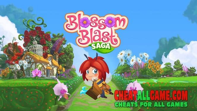 Blossom Blast Saga Hack 2019, The Best Hack Tool To Get Free Gold
