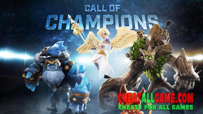 Call Of Champions Hack 2019, The Best Hack Tool To Get Free Platinum