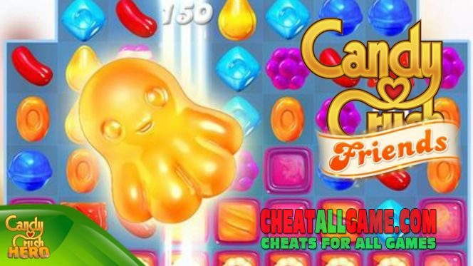 Candy Crush Friends Saga Hack 2019, The Best Hack Tool To Get Free Gold Bars