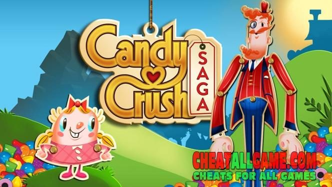 Candy Crush Saga Hack 2019, The Best Hack Tool To Get Free Gold