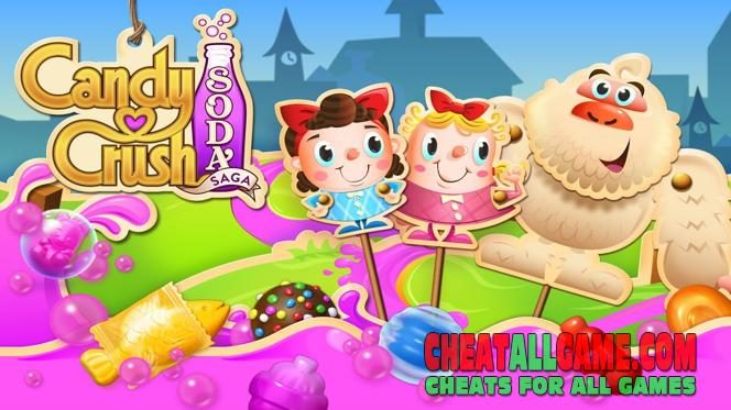 Candy Crush Soda Saga Hack 2019, The Best Hack Tool To Get Free Gold