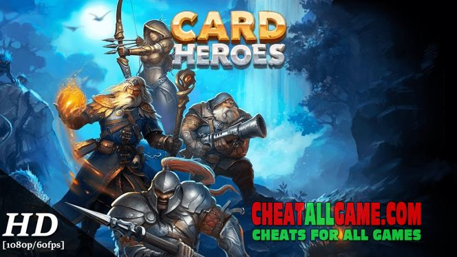 Card Heroes Hack 2019, The Best Hack Tool To Get Free Diamonds
