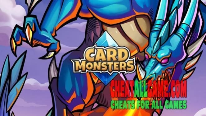 Card Monsters Hack 2019, The Best Hack Tool To Get Free Gems