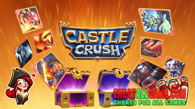 Castle Crush Hack 2019, The Best Hack Tool To Get Free Gems