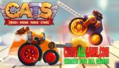 Cats Crash Arena Turbo Stars Hack 2019, The Best Hack Tool To Get Free Gems