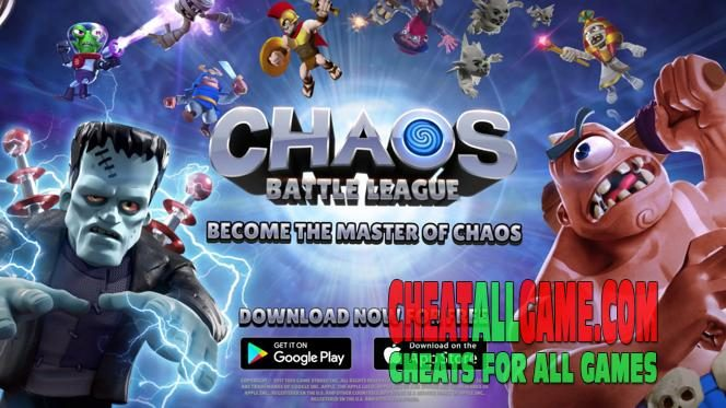 Chaos Battle League Hack 2019, The Best Hack Tool To Get Free Crystals