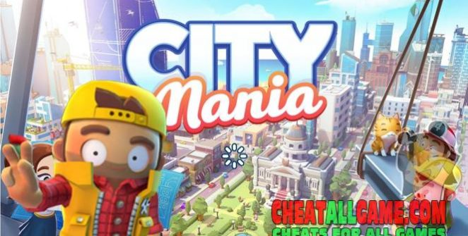 City Mania Hack 2019, The Best Hack Tool To Get Free Cash