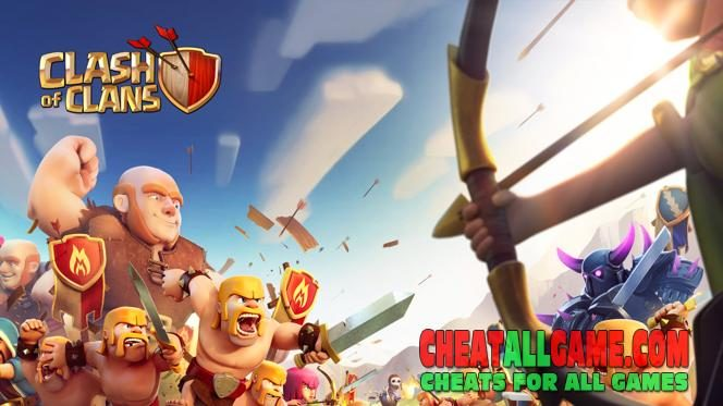Clash Of Clans Hack 2019, The Best Hack Tool To Get Free Gems