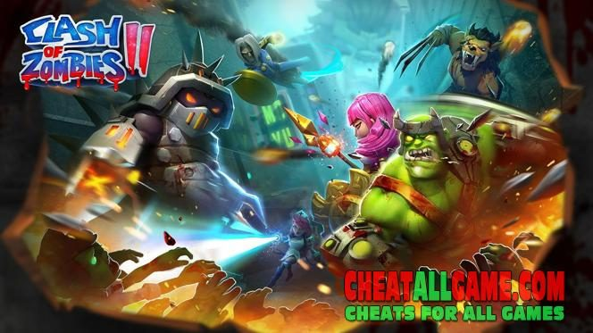 Clash Of Zombies 2 Hack 2019, The Best Hack Tool To Get Free Gems
