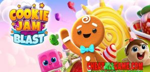Cookie Jam Blast Hack 2019, The Best Hack Tool To Get Free Coins