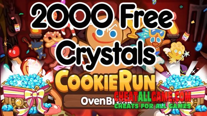 Cookie Run Ovenbreak Hack 2019, The Best Hack Tool To Get Free Crystals