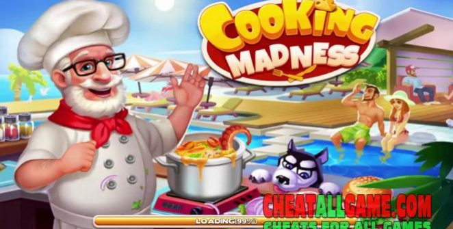 Cooking Madness Hack 2020, The Best Hack Tool To Get Free Diamonds