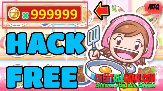 Cooking Mama Hack 2019, The Best Hack Tool To Get Free Coins