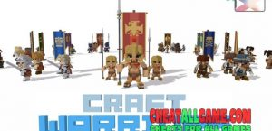 Craft Warriors Hack 2019, The Best Hack Tool To Get Free Credits