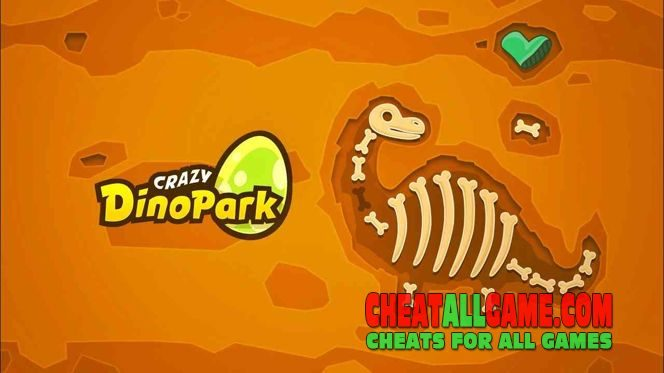Crazy Dino Park Hack 2019, The Best Hack Tool To Get Free Gems