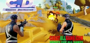 Creative Destruction Hack 2019, The Best Hack Tool To Get Free Diamonds