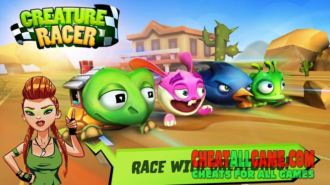 Creature Racer Hack 2020, The Best Hack Tool To Get Free Gems