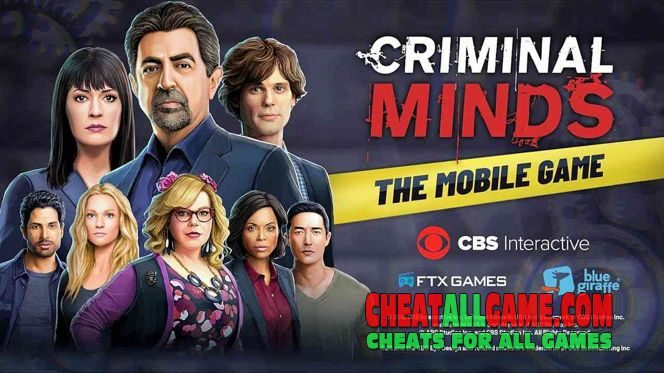 Criminal Minds Hack 2019, The Best Hack Tool To Get Free Coins