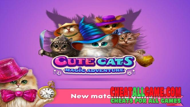 Cute Cats Hack 2020, The Best Hack Tool To Get Free Coins