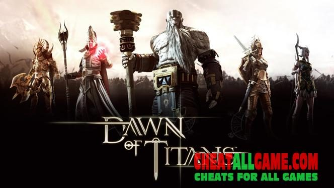 Dawn Of Titans Hack 2019, The Best Hack Tool To Get Free Gems