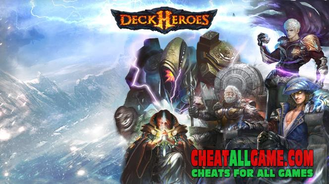 Deck Heroes Hack 2019, The Best Hack Tool To Get Free Gems