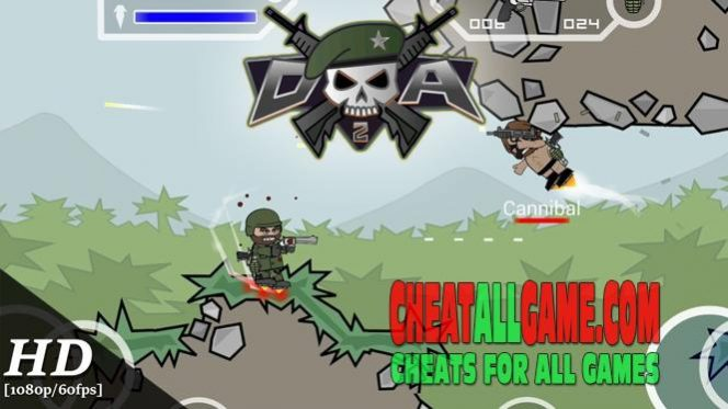 Doodle Army 2 Mini Militia Hack 2019, The Best Hack Tool To Get Free Battle Points