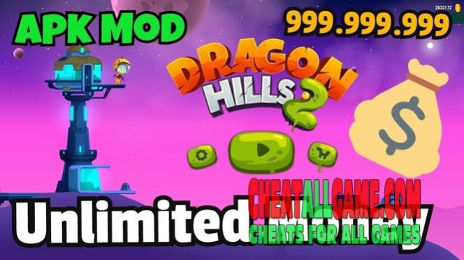 Dragon Hills 2 Hack 2019, The Best Hack Tool To Get Free Coins