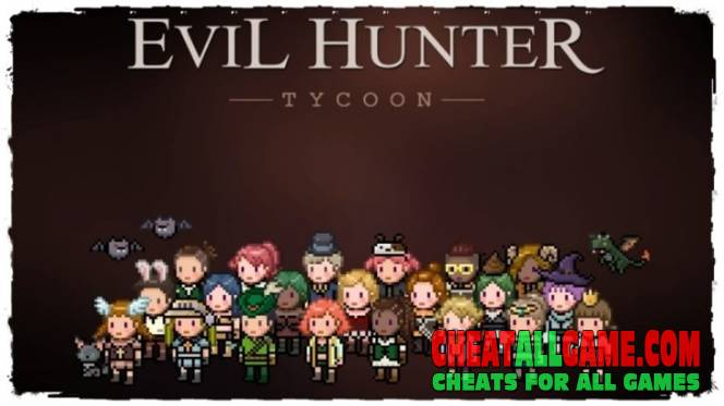 Evil Hunter Tycoon Hack 2021, The Best Hack Tool To Get Free Gems