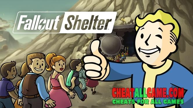 Fallout Shelter Hack 2019, The Best Hack Tool To Get Free Caps