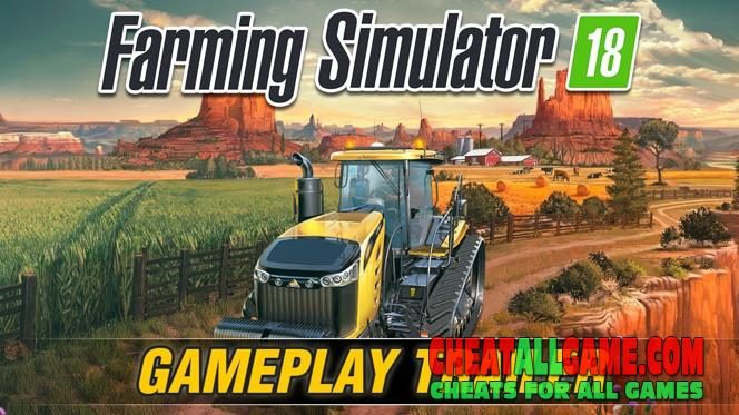 Farming Simulator 18 Hack 2019, The Best Hack Tool To Get Free Money