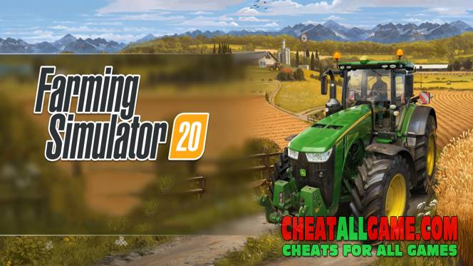 Farming Simulator 20 Hack 2021, The Best Hack Tool To Get Free Money