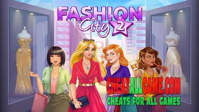 Fashion City 2 Hack 2019, The Best Hack Tool To Get Free Gems
