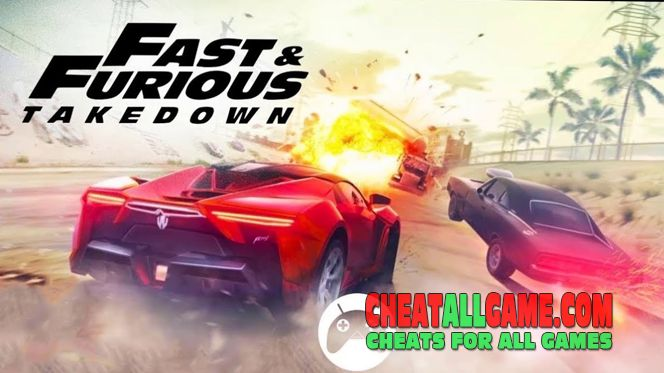 Fast  Furious Takedown Hack 2020, The Best Hack Tool To Get Free Money