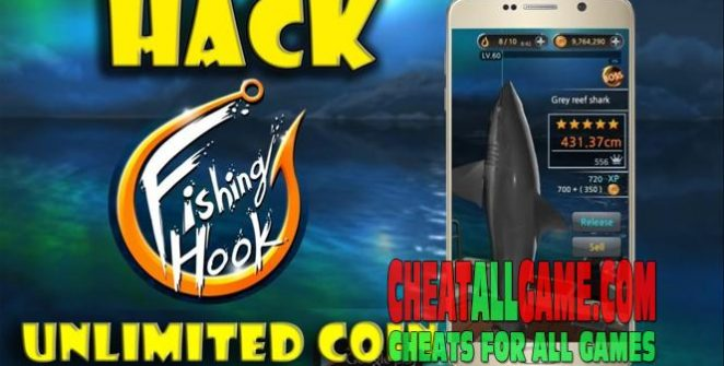 Fishing Hook Hack 2019, The Best Hack Tool To Get Free Coins