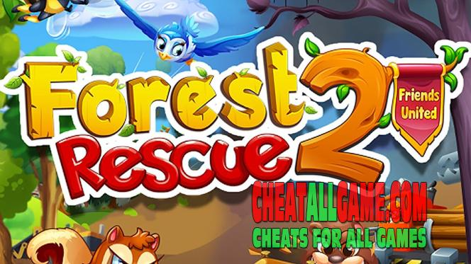 Forest Rescue 2 Friends United Hack 2019, The Best Hack Tool To Get Free Lives - Cheat All Game