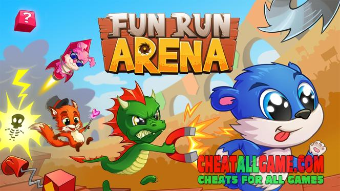 Fun Run Arena Hack 2019, The Best Hack Tool To Get Free Gems
