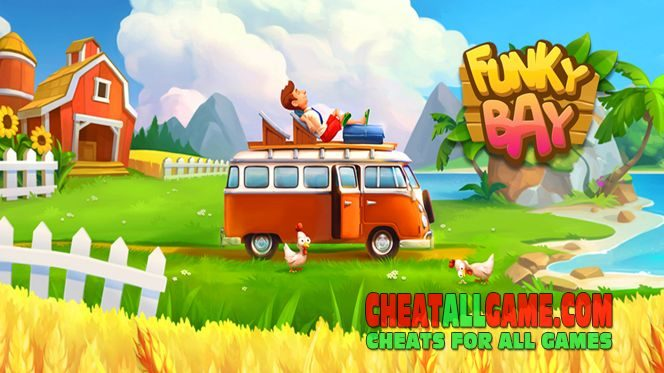 Funky Bay Hack 2019, The Best Hack Tool To Get Free Gems