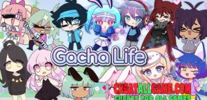Gacha Life Hack 2019, The Best Hack Tool To Get Free Gems