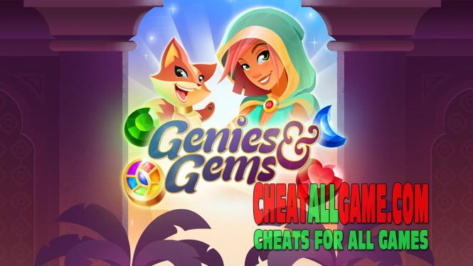 Genies Gems Hack 2019, The Best Hack Tool To Get Free Coins - Cheat