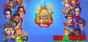 Grand Hotel Mania Hack 2021, The Best Hack Tool To Get Free Gems