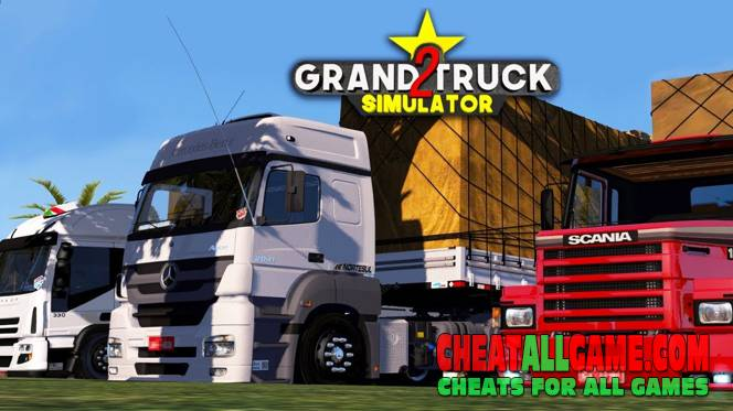 Grand Truck Simulator 2 Hack 2021, The Best Hack Tool To Get Free Money
