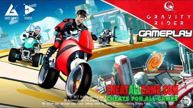 Gravity Rider Hack 2019, The Best Hack Tool To Get Free Gems